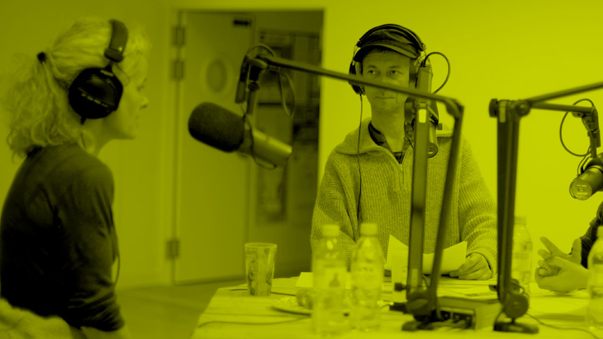 Formation radio L'interview en plateau