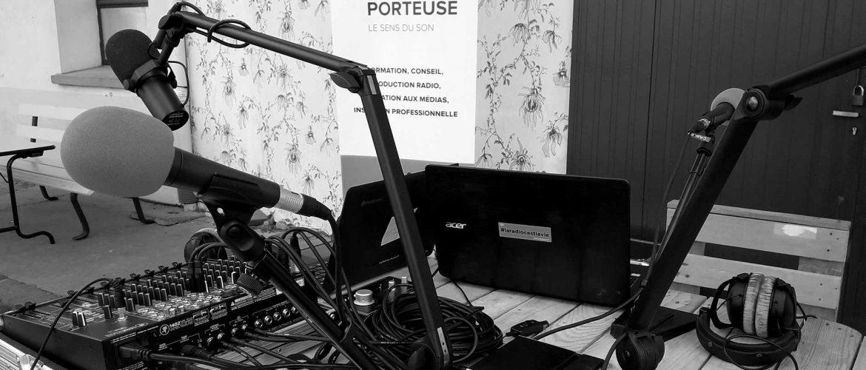 Plateau radio Festival les irrepressibles