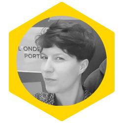 Charlotte Waelti fondatrice de l'Onde Porteuse