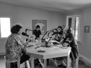 formation animateur radio polyvalent Rouge Micro