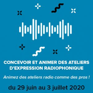 Concevoir et animer des ateliers d'expression radiophonique